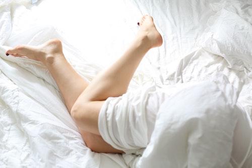 Mes jambes pendant ma grossesse