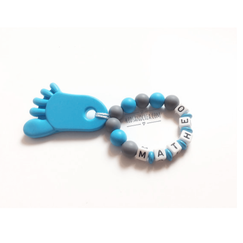 Hochet-pied-silicone-bleu