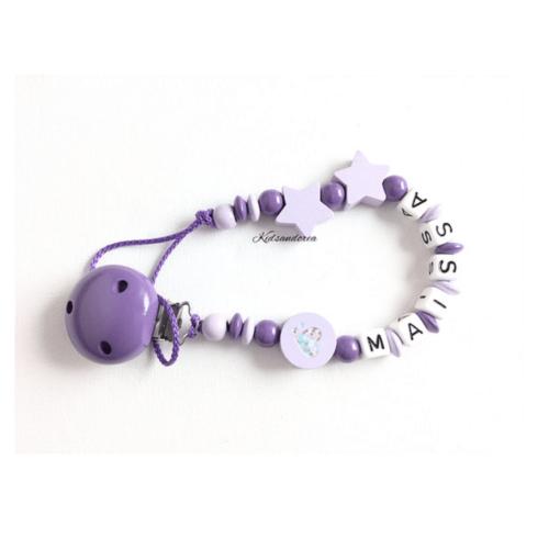 attache-tetine-0-personnalisee violet