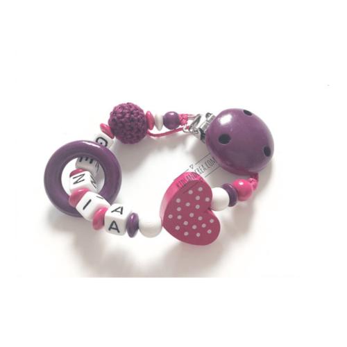 attache-tetine-crochet-violet-kidsandcrea