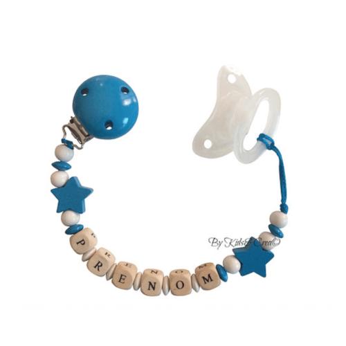 attache-tetine-etoiles-bleu-roi