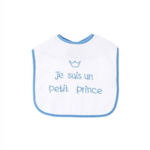 bavoir-bebe-je suis un petit prince