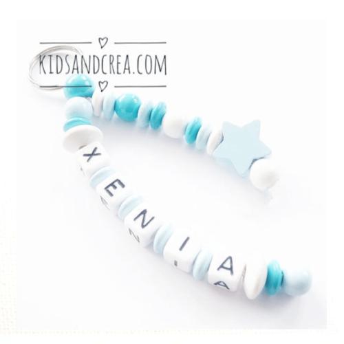porte-clefs-xenia-bleu