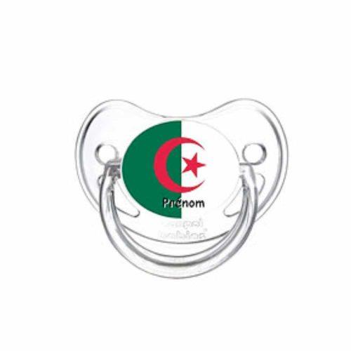 Tétine bébé Algerie personnalisé kids-and-crea- Tétine personnalisée