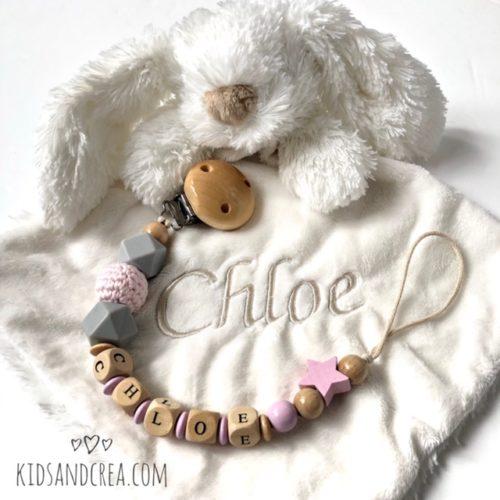 doudou bebe lapin